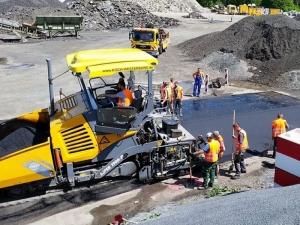 Asphaltbau Ausbildungszentrum der Bauhandwerksinnung Limburg/ Weilburg